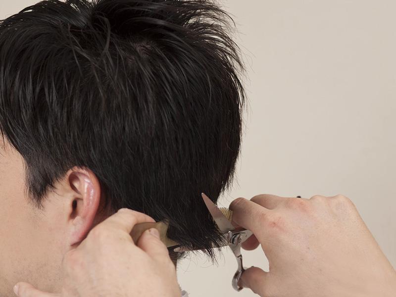 男性 メンズカット イメージ